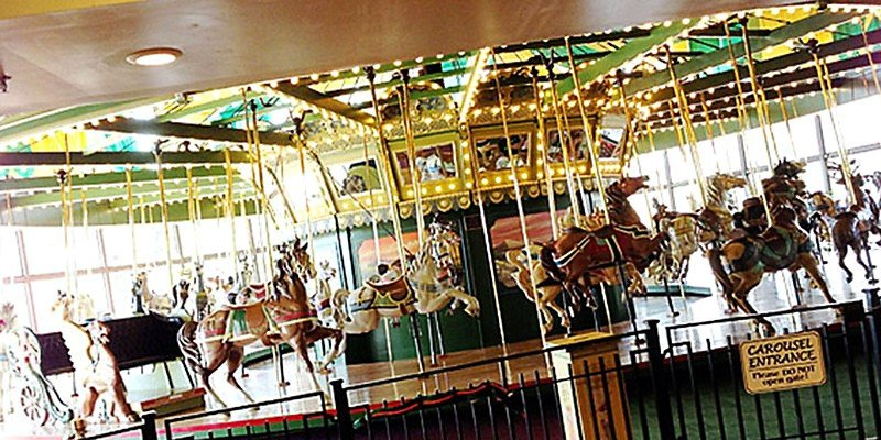 The Carousel at Faust Park