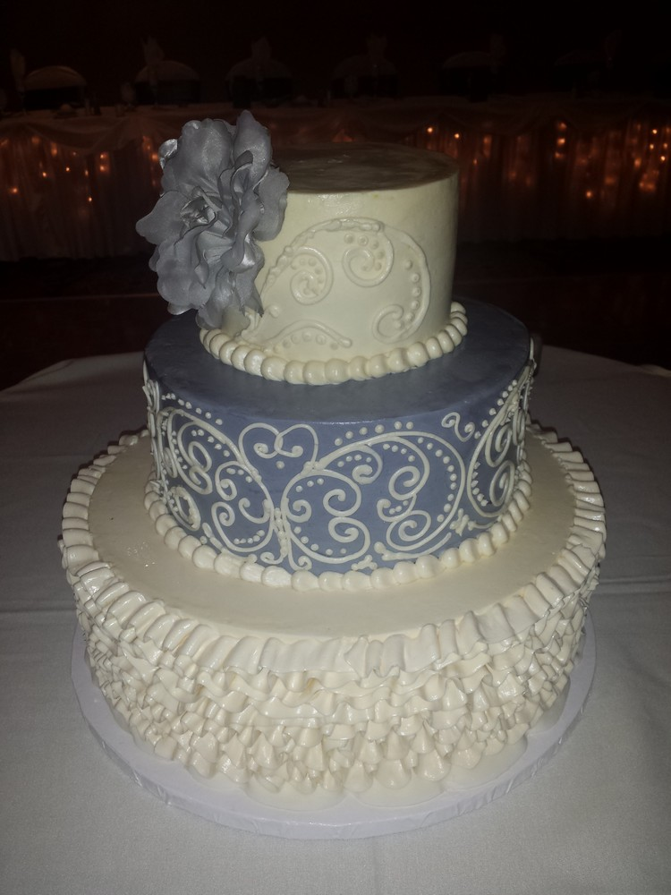 wedding cake of bride wedding cakes russo s catering 23328