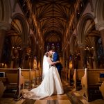 Xavier Grand Ballroom - Schurz Wedding - Kairos Photography & Film (1)