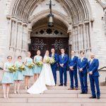 Xavier Grand Ballroom - Schurz Wedding - Kairos Photography & Film (2)