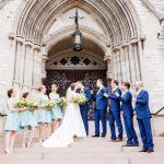 Xavier Grand Ballroom - Schurz Wedding - Kairos Photography & Film (3)