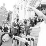Xavier Grand Ballroom - Schurz Wedding - Kairos Photography & Film (6)